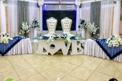 Blue Wedding 2